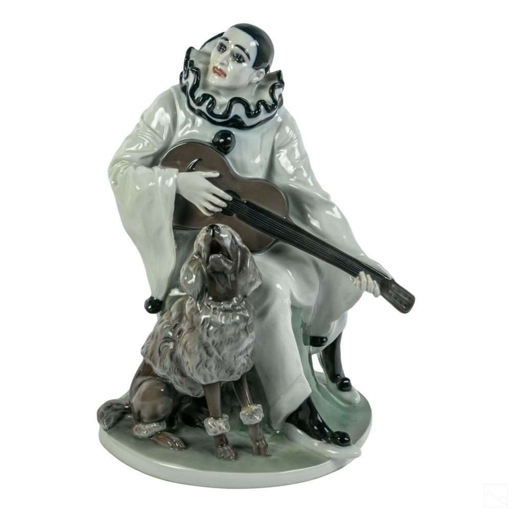 Rudolf Marcuse Rosenthal German Porcelain Figurine