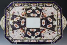 Royal Crown Derby IMARI Porcelain Serving Platter