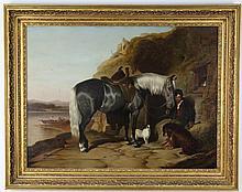 William Crosby (1830-1910) United Kingdom Painting