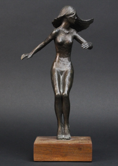 Wah Chang (1917-2003) American Bronze Sculpture