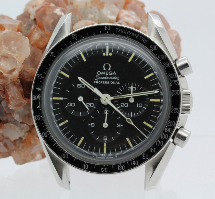 Mens Omega Pre Moon Speedmaster Triple Chronograph 861 Circa 1969