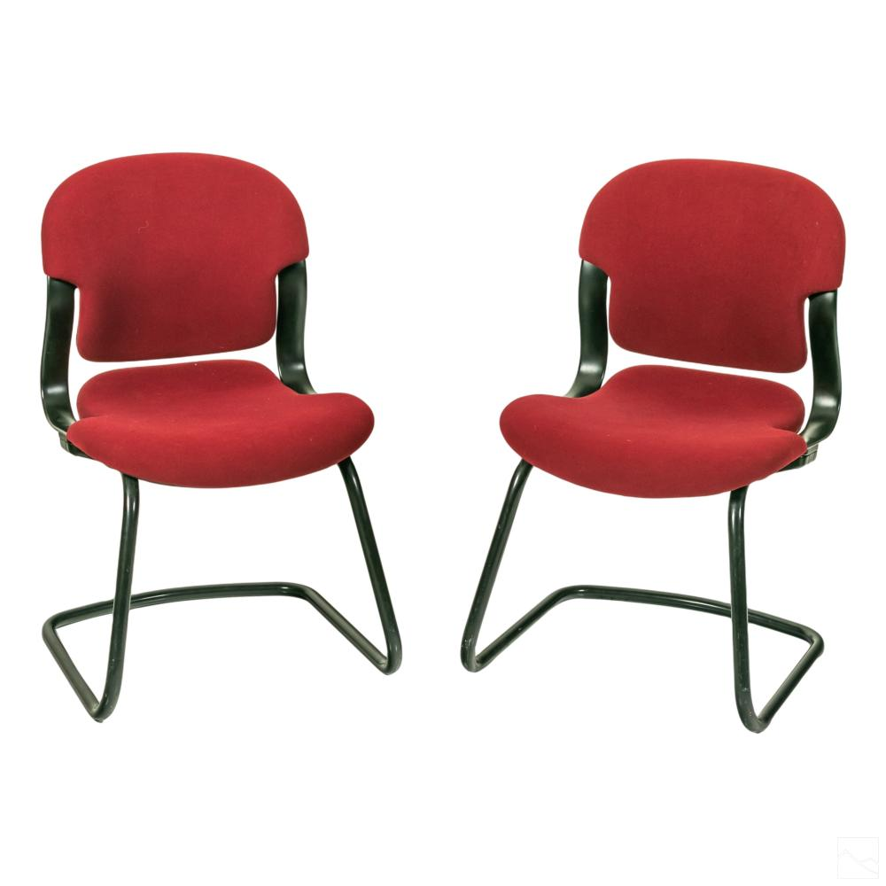 Herman Miller Equa Modern Guest Office Side Chairs