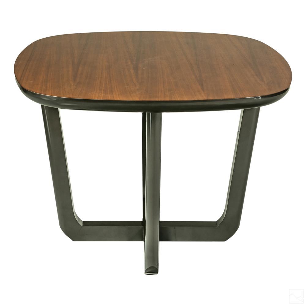 Hector Landgrave Modernist Wooden Side End Table