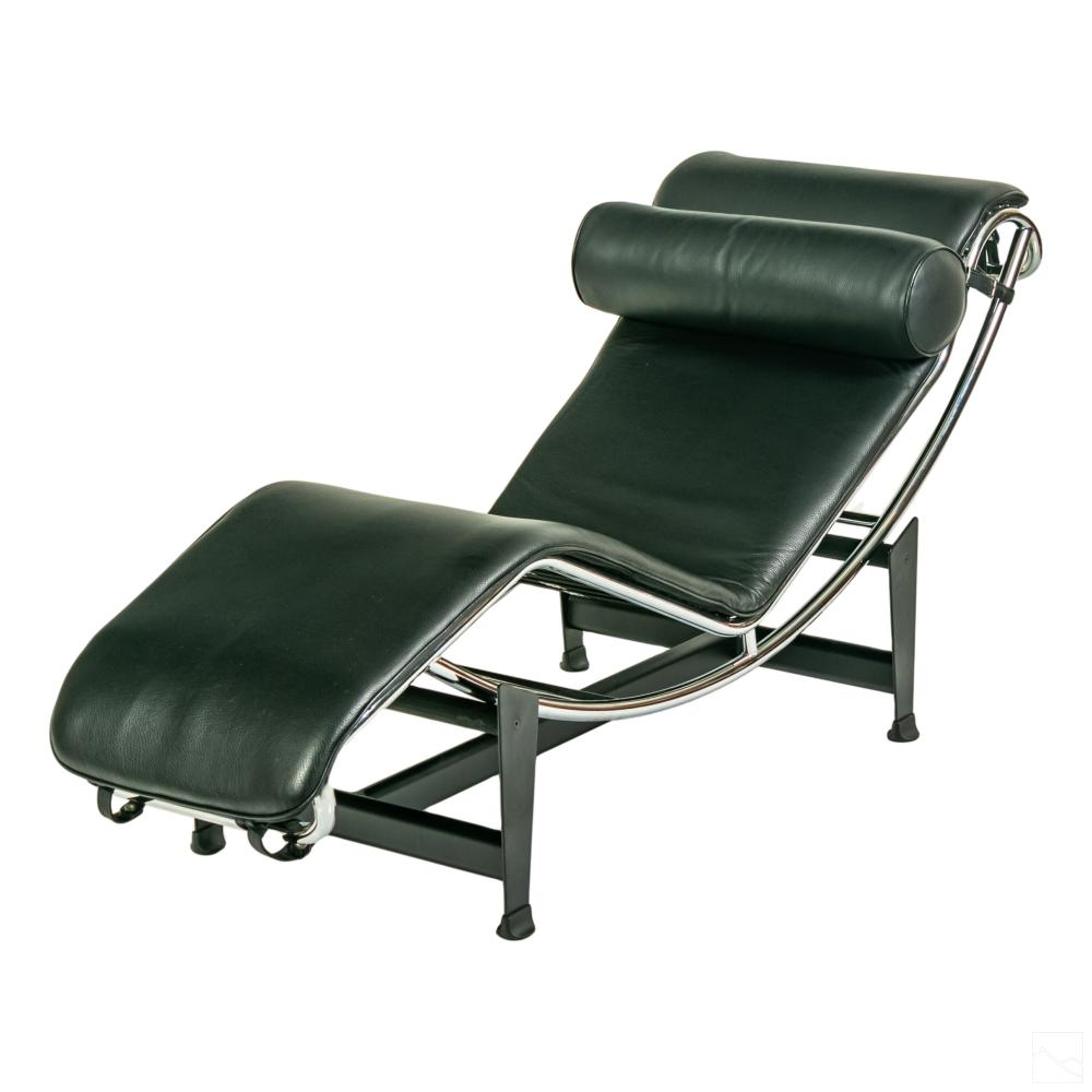 LC4 Chaise Lounge Chair Designed by Le Corbusier