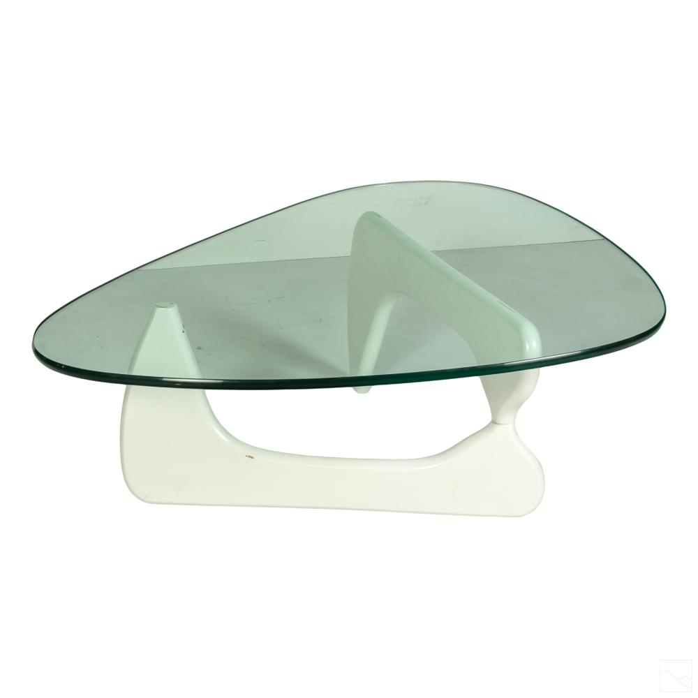 Modern Cocktail Coffee Table Designed by Noguchi