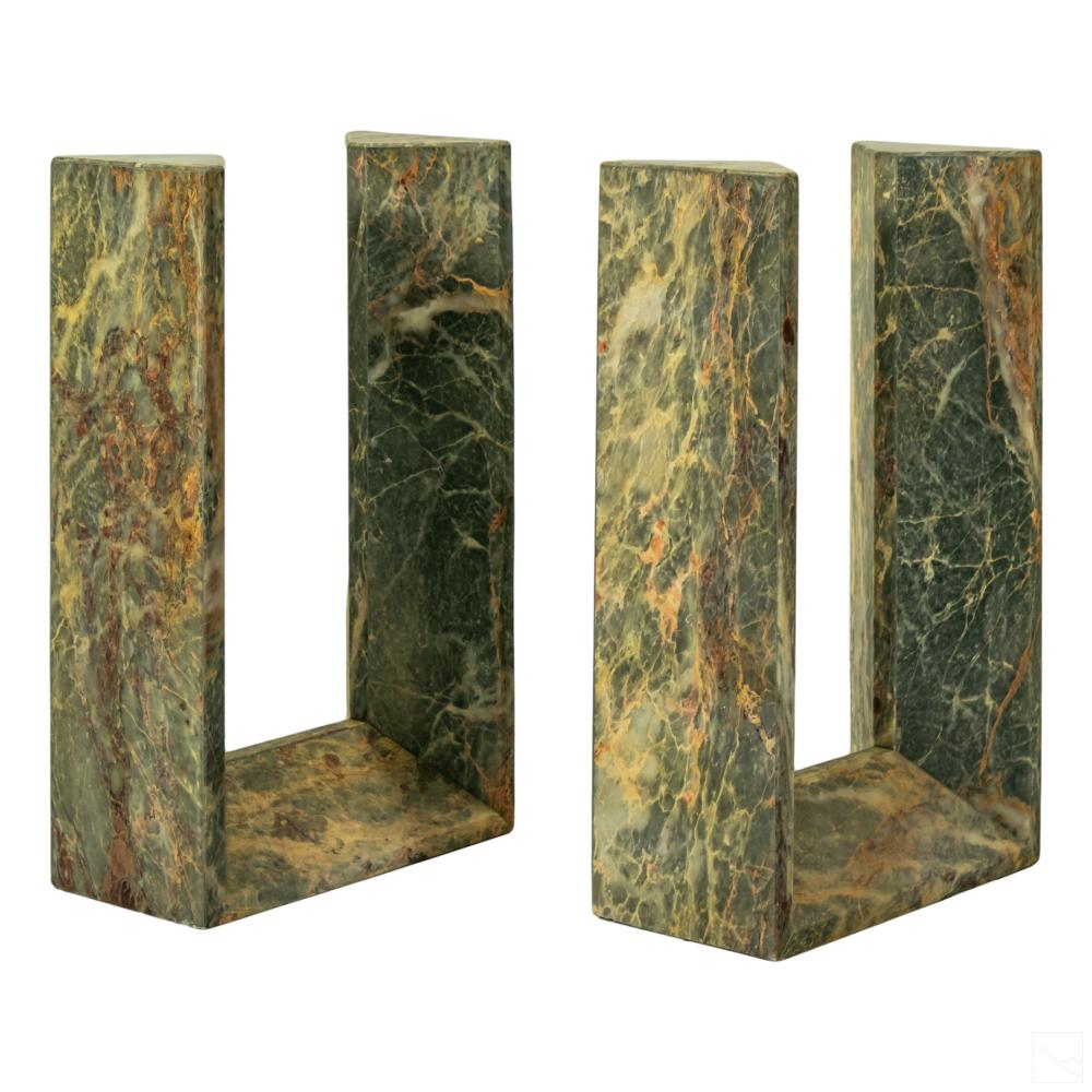 Modern Marble Sculptural Dining Room Table Base