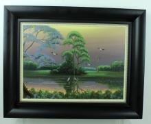 al black paintings artwork for sale al black art value price guide