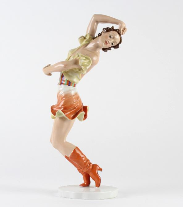 Rosenthal Fridrich Gronau Ursula Deco Dancer 14