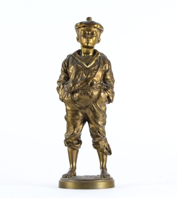 Tiffany & Co Bronze Signed Szczeblewski Sculpture