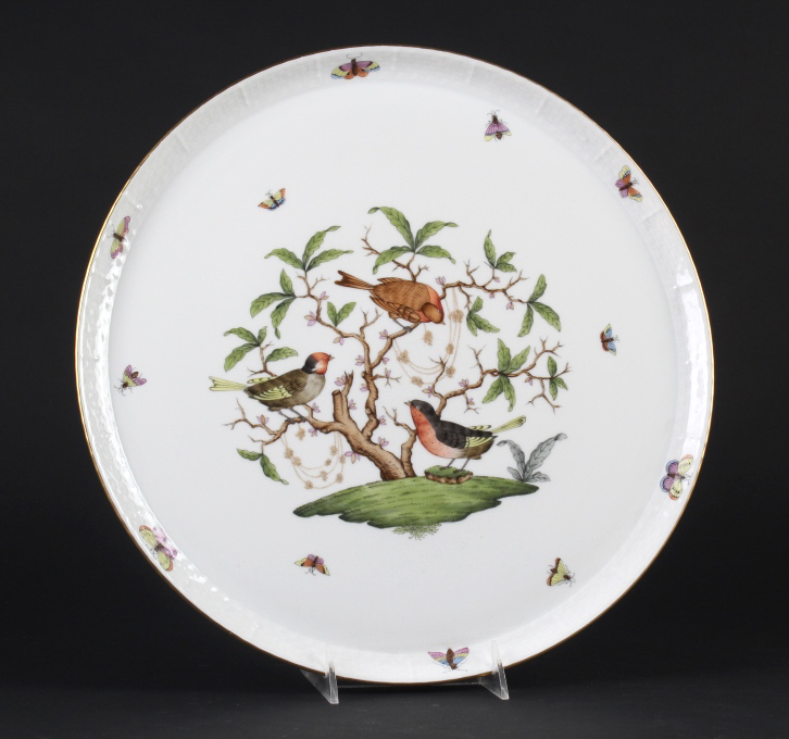 Herend Rothschild Porcelain 14