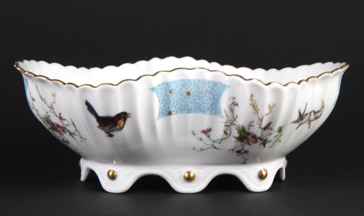 Antique 19c Haviland Limoges French Porcelain Bowl
