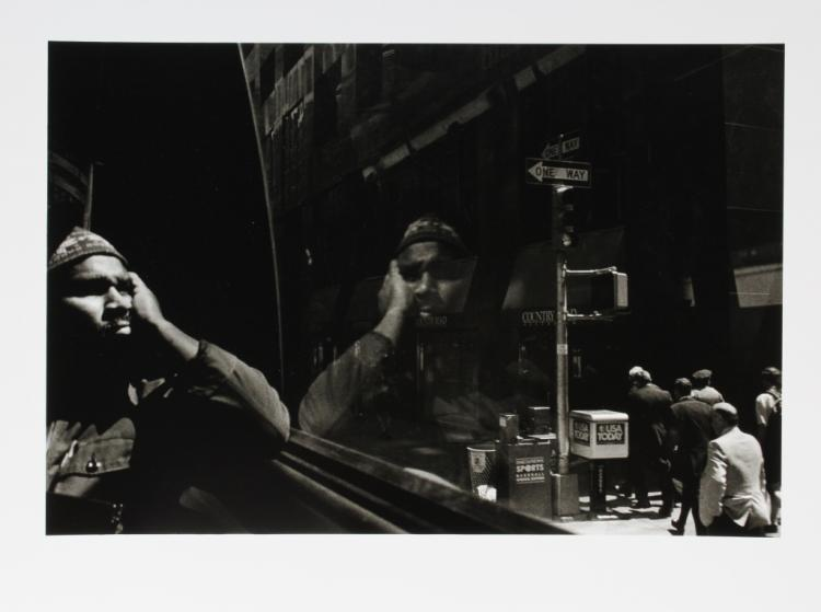 Harvey Zipkin COUNTRY RD. Photograph BASS MUSEUM