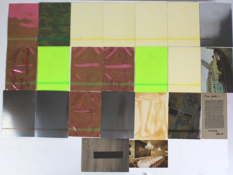 LOT of 23 Henry Pearson Art Postcard BASS MUSEUM
