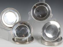 LOT 16 Sterling Silver Mid Century 6