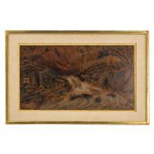 Louis Eilshemius 1864-1941 Landscape Oil Painting