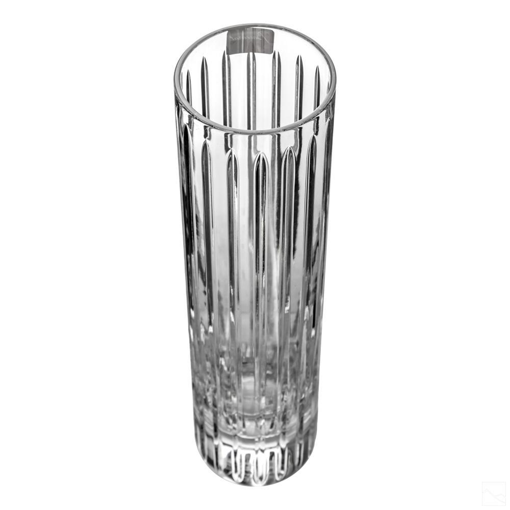 Baccarat French Crystal Harmonie Flower Vase NEW