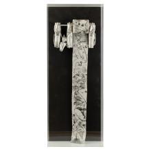 Rene Francisco Cuban B.1960 Toilet Paper Sculpture