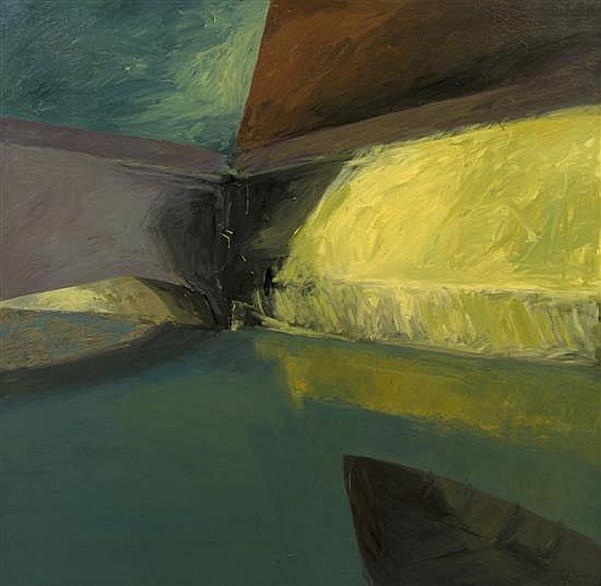 Patrice Giorda, (French, b. 1952), Santo Spirito No. 7 La Barque, 1985