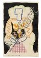 Pablo Picasso, (Spanish, 1881-1973), Femme au Fauteuil, 1947