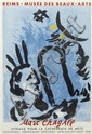 Marc Chagall, (French/Russian, 1887-1985), Moses, 1960