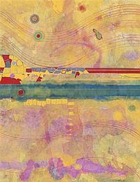 Arthur Thrall, (American, b. 1926), Labyrinth, 1979