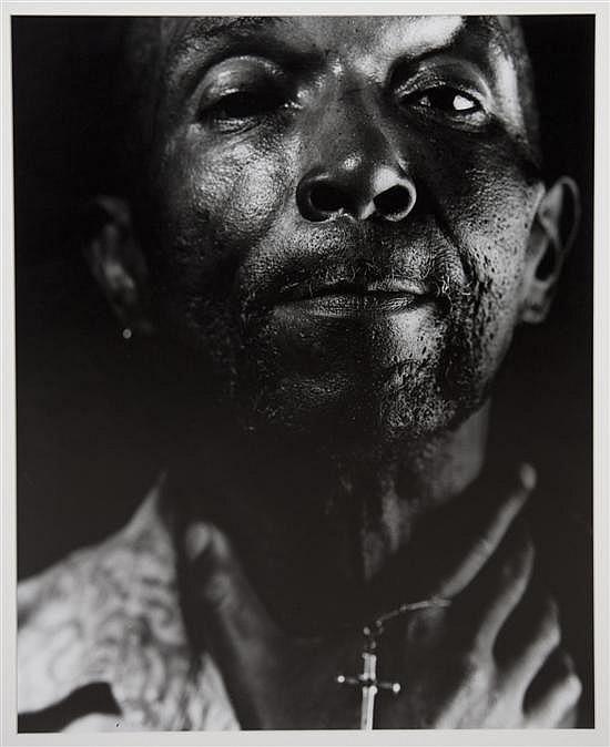 Rashid Johnson, (American, b. 1977), Jonathan