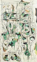 Ezio Martinelli, (American, 1913-1981), Untitled, 1950