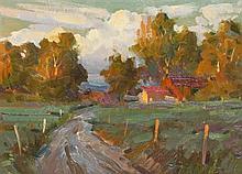 Ovanes Berberian, (American, b. 1951), Home Place