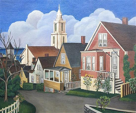 Adelaide Morris, (American, 1881-1974), Provincetown, 1931