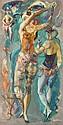 Jon Corbino, (American, 1905-1964), Ballet Composition, Jon Corbino, Click for value