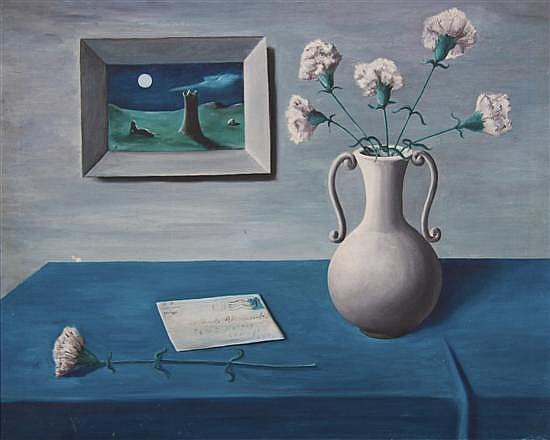 Gertrude Abercrombie, (American, 1909-1977), Letter to Gertrude