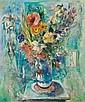 Jon Corbino, (American, 1905-1964), Still Life with Poppies, Jon Corbino, Click for value