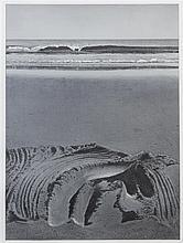 David Ligare, (American, b. 1945), Sand Drawing #21, 1973