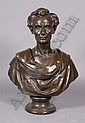 Leonard Wells Volk, (American, 1828-1895), Bust of Abraham Lincoln, Leonard Wells Volk, Click for value