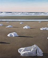 David Ligare, (American, b. 1945), Big Sur, 1972