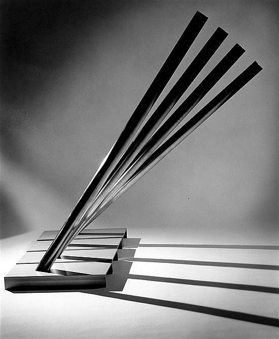 *John L. Goodyear, (American, b. 1930), Heat Sequence, 1967