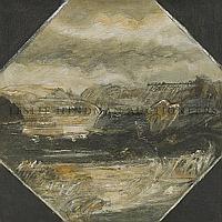 Robert Knipschild, (American, b. 1927), Landscape