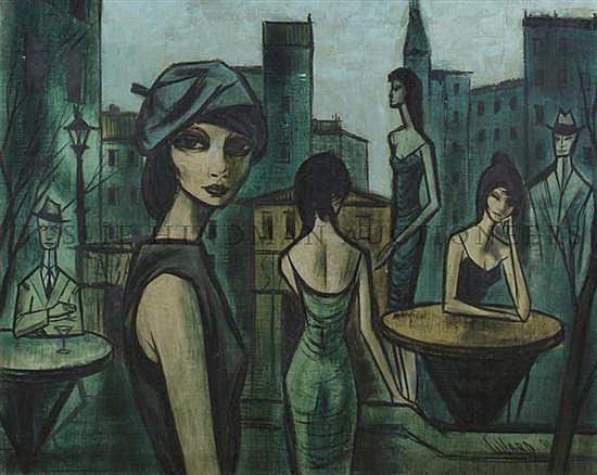Antoine Villard, (French, 1867-1934), Untitled