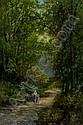 Samuel Lawson Booth, (British, d. 1928), Forest Scene, Samuel Lawson Booth, Click for value