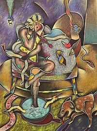 Saul Kaminer, (Mexican, b. 1952), First Light, 1991