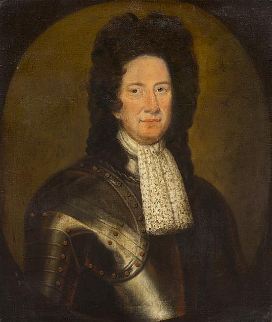 *William Gandy, (British, ca. 1660-1729), The Earl of Mar
