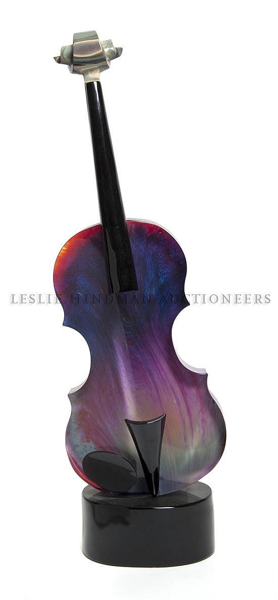 Dino Rosin, (Italian, b. 1948), Violin