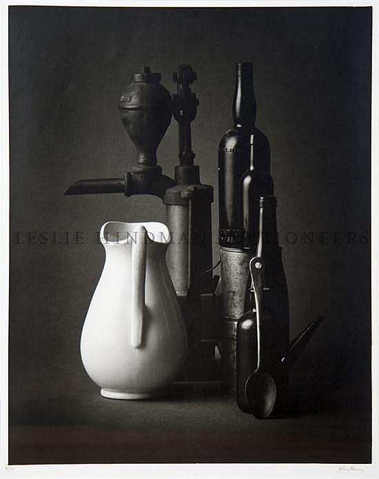 *John Gruen, (American, b. 1926), Untitled