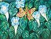 Selma Burke, (American, 1900-1995), Butterfly, 1993, Selma Hortense Burke, Click for value