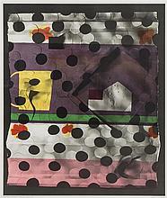 Andrew Stasik, (American, b. 1932), Still Life/Landscape #5, 1972