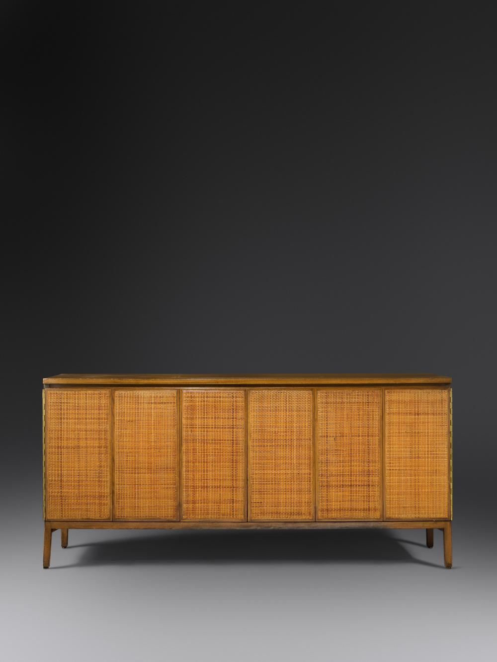 Paul McCobb (American, 1917-1969) Irwin Collection Cabinet with Hutch Calvin, USA