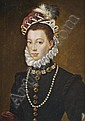 Follower of Alonso Sanchez Coello, (Spanish, 1531-1588), Portrait of a Young Prince, Alonso Sanchez Coello, Click for value