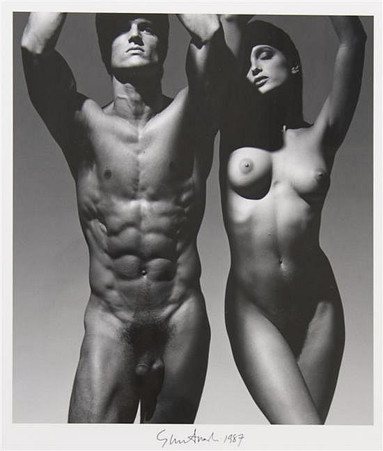 Victor Skrebneski, (American, b. 1929), Homage to Tamara de Lempicka
