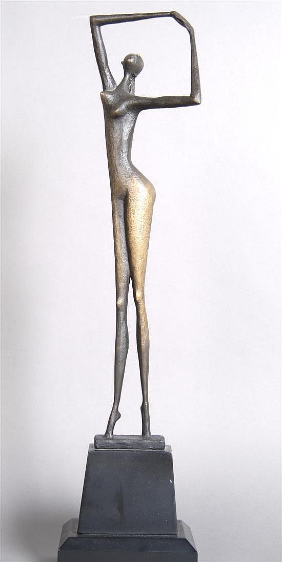 Marcello Mascherini, (Italian, 1906-1983), Nude