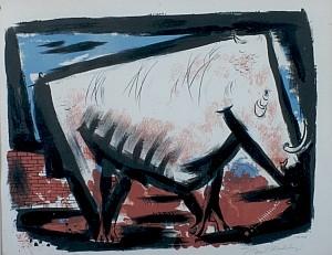 Emil Weddige, (Canadian, b. 1907), Ialialerci